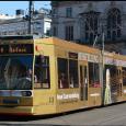 Handel tram
