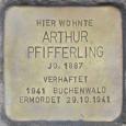 Arthur Pfifferling: Eisenach