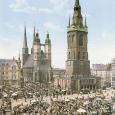 Halle an der Saale 1900