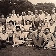 New Home Club Picnic / Pewaukee Lake / June 1946