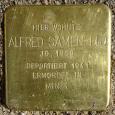 Alfred Samenfeld: Hamburg