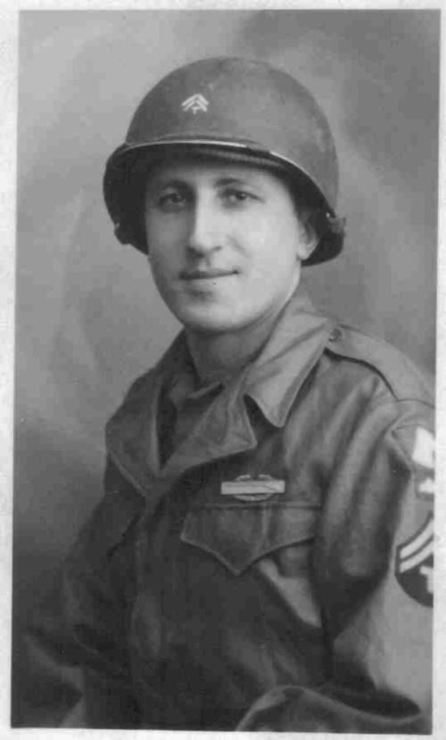 Sergeant Erich Samenfeld