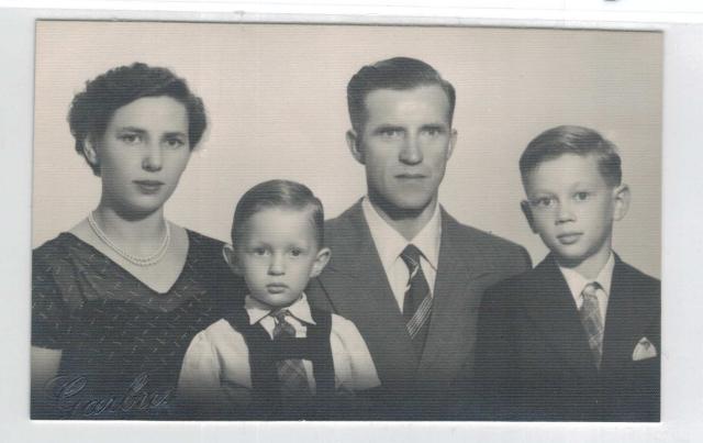 Samenfelds in Argentina, 1956