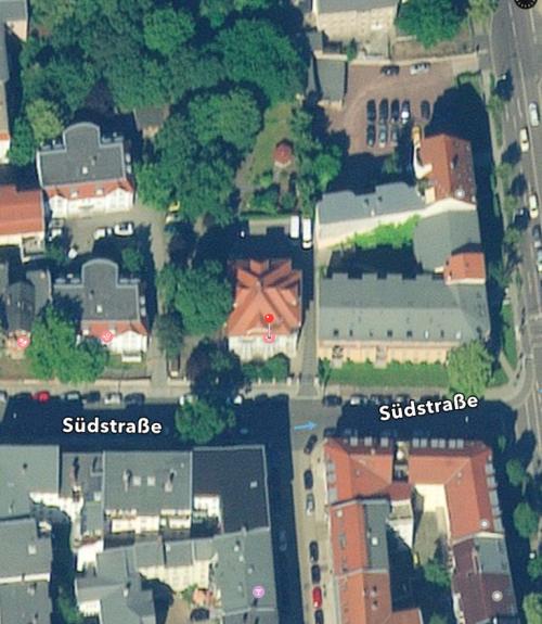 Sudstrasse 63: Halle/Saale
