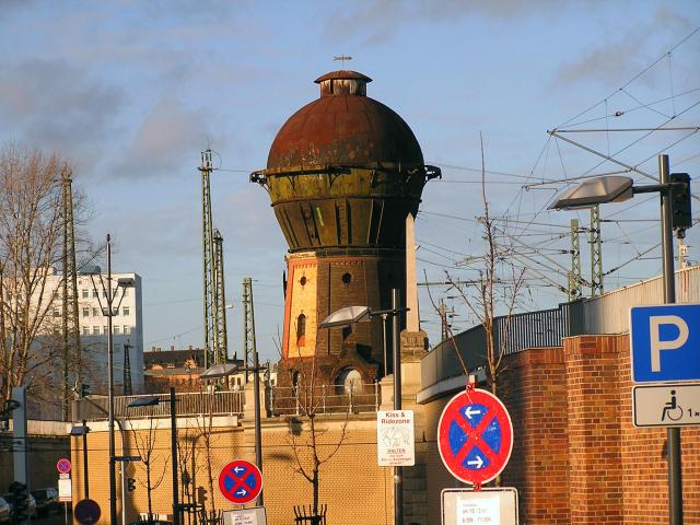 Alte Wasser Tower