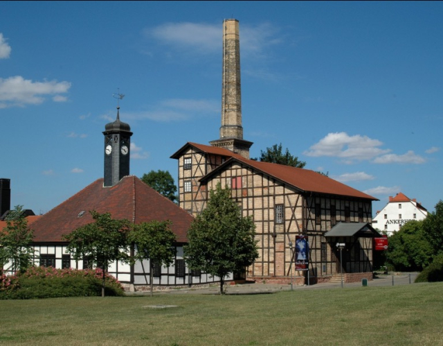 Hallors and Saline Museum