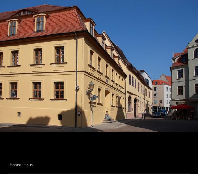 Handel House