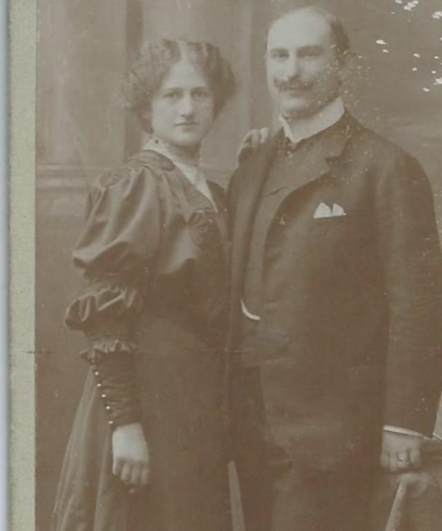 Adolph & Therese Pfifferling