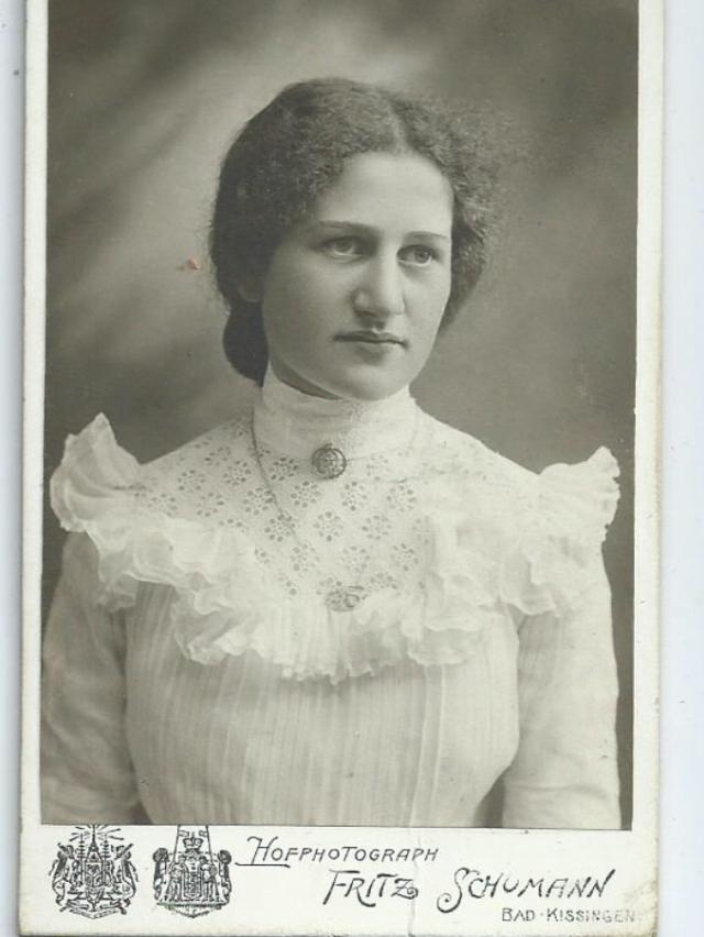 Therese Pfifferling (geb. Dannenbaum)