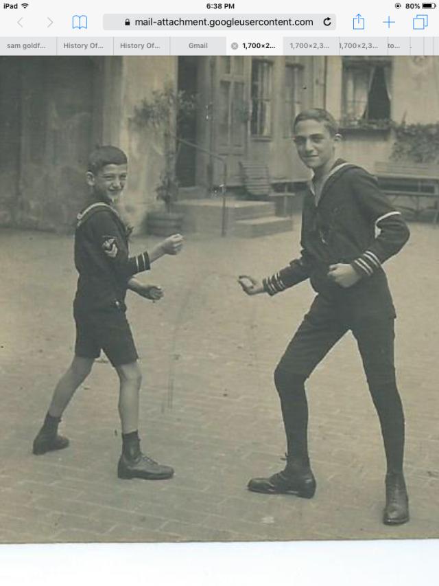 Hans & Albert Pfifferling