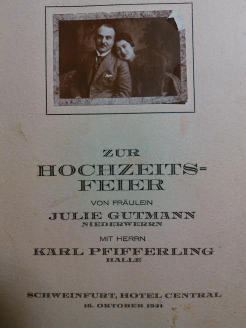 HOCHZEITS-FEIER / Wedding Celebration