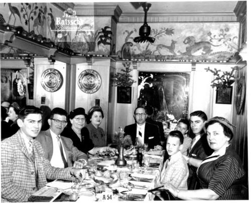 Jacobsohn / Samenfeld Family