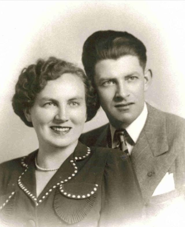 Tante Irma & Walter Jacobsohn