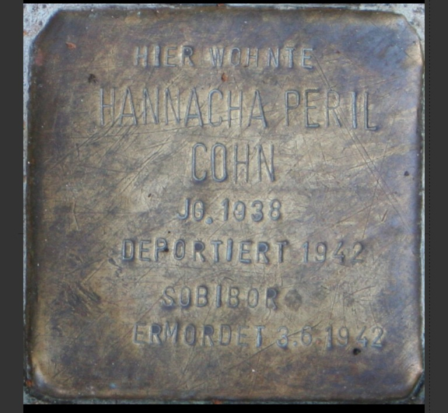 Hannah Cohn: youngest victim of the Holocaust from Halle/Saale