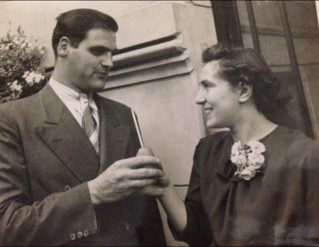 Alfred & Margot Adler