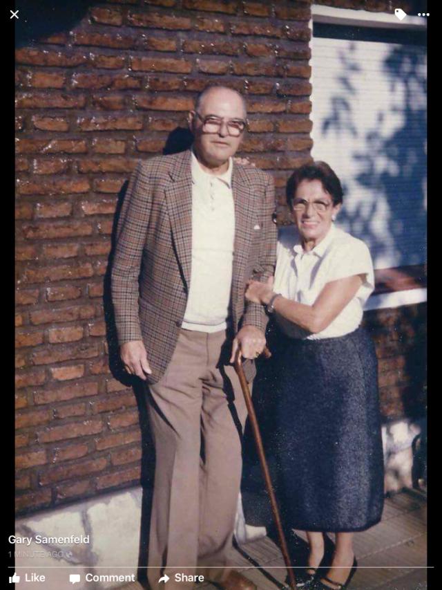Alfred & Margo Adler