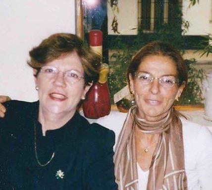 Carola & Monica Adler (1950/2012)