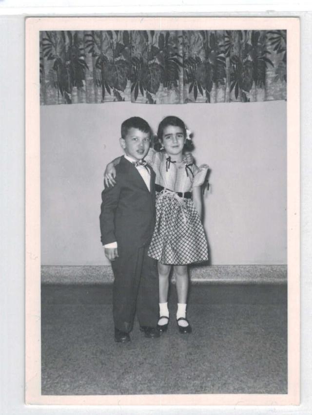 Me & Sandy Baer