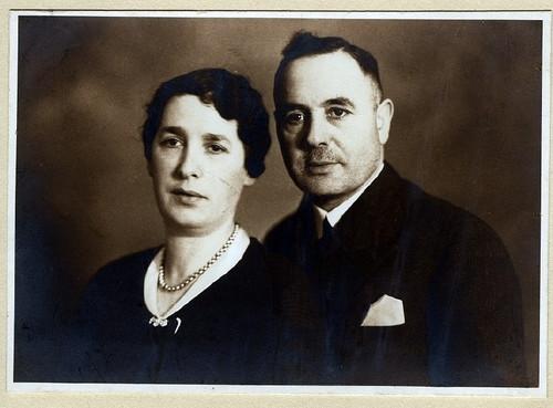 Meta and Alfons Berg