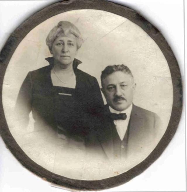 Maier and Malchen (geb Selig) Gutmann