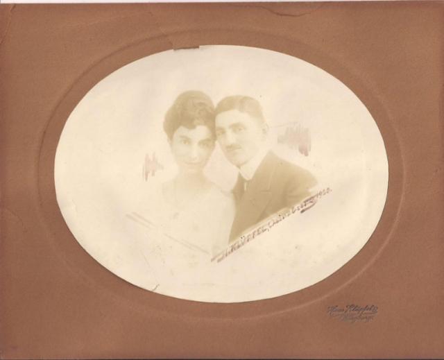 Heinrich (Henry) & Selma Gutmann