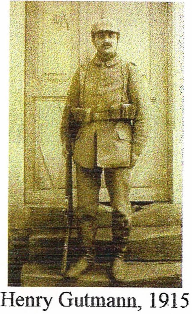 Uncle Heinrich Gutmann