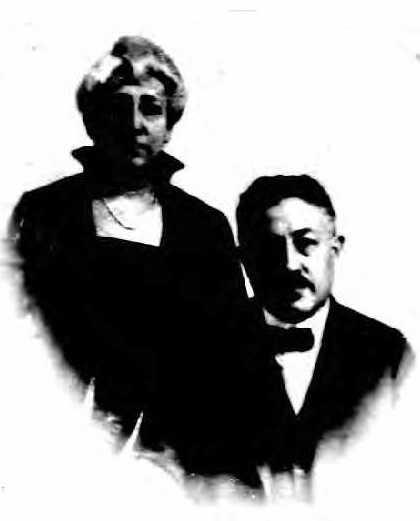 Uncle Sam & Hattie Gutmann